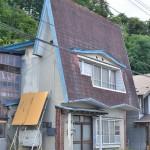 青森県三厩の三厩神明宮がある高台から町を眺めてみる 『夏の終わりの青森・岩手・宮城の東北3県を巡る旅』 その31
