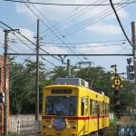 【Tokyo Train Story】信号待ちをする都電荒川線