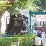 【Tokyo Train Story】上野公園のD51