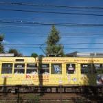 【Tokyo Train Story】台風一過の青空の下を都電荒川線が走る