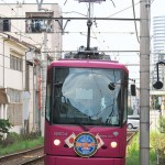 【Tokyo Train Story】10月1日は荒川線の日(都電荒川線)