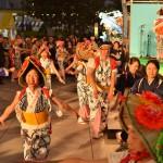 青森ねぶた祭と黒石よされという2つの青森の祭りを東京の中野で楽しんでみた 『東北復興大祭典 2014青森人の祭典』 その3(最終回)