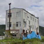日和山から石巻の海側の町を見下ろしてみる 『夏の終わりの青森・岩手・宮城の東北3県を巡る旅』 その41
