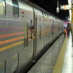 【Tokyo Train Story】上野駅でのお出迎え(寝台特急カシオペア)