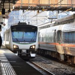 長野駅と南小谷駅を結ぶ観光列車のリゾートビューふるさとに乗車してみた 『秋の紅葉を愛でる長野旅行』 その1