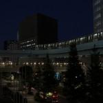 【Tokyo Train Story】新橋から汐留へと向かう大カーブ(ゆりかもめ)