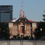 【Tokyo Train Story】東京駅を正面から見る