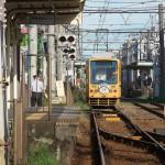 【Tokyo Train Story】都電荒川線あおおび号