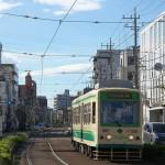 【Tokyo Train Story】空が広く見える場所(都電荒川線)