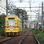 【Tokyo Train Story】都電荒川線あかおび号が行く