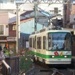 【Tokyo Train Story】都電荒川線の連接車両?