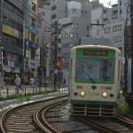 【Tokyo Train Story】大塚駅前付近の風景(都電荒川線)