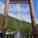 長野県駒ヶ根市の太田切川沿いの秋の始まり 『秋の紅葉を愛でる長野旅行』 その27