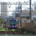 【Tokyo Train Story】都電荒川線の飛鳥山電停
