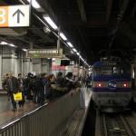 【Tokyo Train Story】ブルートレインの勇姿(寝台特急北斗星)