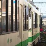 【Tokyo Train Story】都電の新型車両?