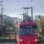 【Tokyo Train Story】東急世田谷線の前面展望から東急世田谷線を撮影する