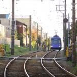 【Tokyo Train Story】上り坂から下り坂へ(東急世田谷線)
