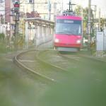 【Tokyo Train Story】緑の中に(東急世田谷線)