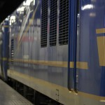 【Tokyo Train Story】ブルートレインのゴールドライン(寝台特急北斗星)