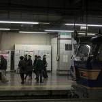 【Tokyo Train Story】寝台特急北斗星の上野駅への到着