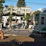 【Tokyo Train Story】お正月の飾り付け(都電荒川線)
