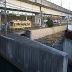 【Tokyo Train Story】王子駅前付近の水路(都電荒川線)