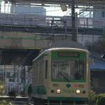【Tokyo Train Story】山手線の線路の下をくぐる(都電荒川線)