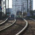 【Tokyo Train Story】坂道の上から(都電荒川線)
