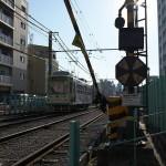 【Tokyo Train Story】踏切がある光景(都電荒川線)