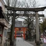 松本市内にある深志神社とその周辺の素敵な建物 『冬の長野 アルクマ詣での旅』 その3