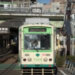 【Tokyo Train Story】都電の正面顔(都電荒川線)