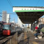 【Tokyo Train Story】鬼子母神前電停移設(都電荒川線)