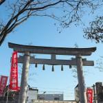 【Tokyo Train Story】大鳥神社の鳥居(都電荒川線)