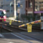 【Tokyo Train Story】いつもの踏切(都電荒川線)