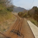 特急あそぼーい!のパノラマシートから迫力満点の立野の三段式スイッチバックを見てみよう! 『くまもと鉄分補給日記の旅』 その17 #鉄道くまもと