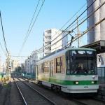 【Tokyo Train Story】東池袋四丁目電停にて(都電荒川線)