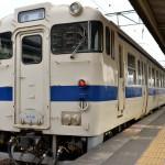 豊肥本線肥後大津駅で815系電車とディーゼルカーのキハ147を撮影する 『くまもと鉄分補給日記の旅』 その2 #鉄道くまもと