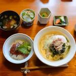 西伊豆の松崎町にある食彩久遠で食べた塩鰹うどんは僕の人生最高のうどんだった 『早春の伊豆の魅力再発見の旅』 その8