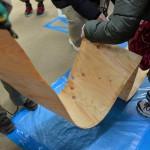 木材・合板博物館のベニヤレースで丸太がかつらむきされる様子は必見! 『江東湾岸MY博覧会「木材市場に特別入場!木の街・新木場体感ウォーク」』 その3(最終回) #wanganarea