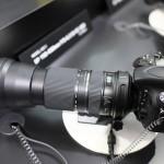 CP+で気になったもの タムロンの超望遠ズームレンズ SP 150-600mm F5-6.3 Di VC USD Model A011でがっつり鉄道撮影をしてみたい!
