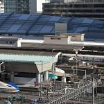 【Tokyo Train Story】KITTEから各方面への新幹線を望む