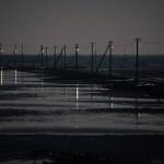 干潮時の時だけに海の上に道が現れる長部田海床路の日没前の風景をたっぷり撮影してみた 『くまもと鉄分補給日記の旅』 その30 #鉄道くまもと