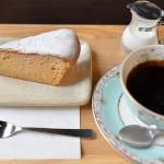 大正13年(1924年)築の長崎次郎喫茶室でお醤油味のシフォンケーキとコーヒーをいただきながら熊本市電を眺める 『くまもと鉄分補給日記の旅』 その40 #鉄道くまもと