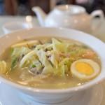 熊本に来たならば絶対に食べたい 紅蘭亭の春雨スープの太平燕(タイピーエン)! 『くまもと鉄分補給日記の旅』 その38 #鉄道くまもと