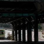 【Tokyo Train Story】ガードを通り抜けて急勾配に臨む(都電荒川線)