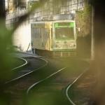 【Tokyo Train Story】下り坂のS字カーブ(都電荒川線)