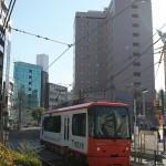 【Tokyo Train Story】ビル街を走る(都電荒川線)