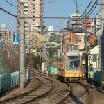 【Tokyo Train Story】東池袋の街を走る黄色い都電荒川線
