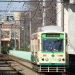 【Tokyo Train Story】直線区間のスピード(都電荒川線)